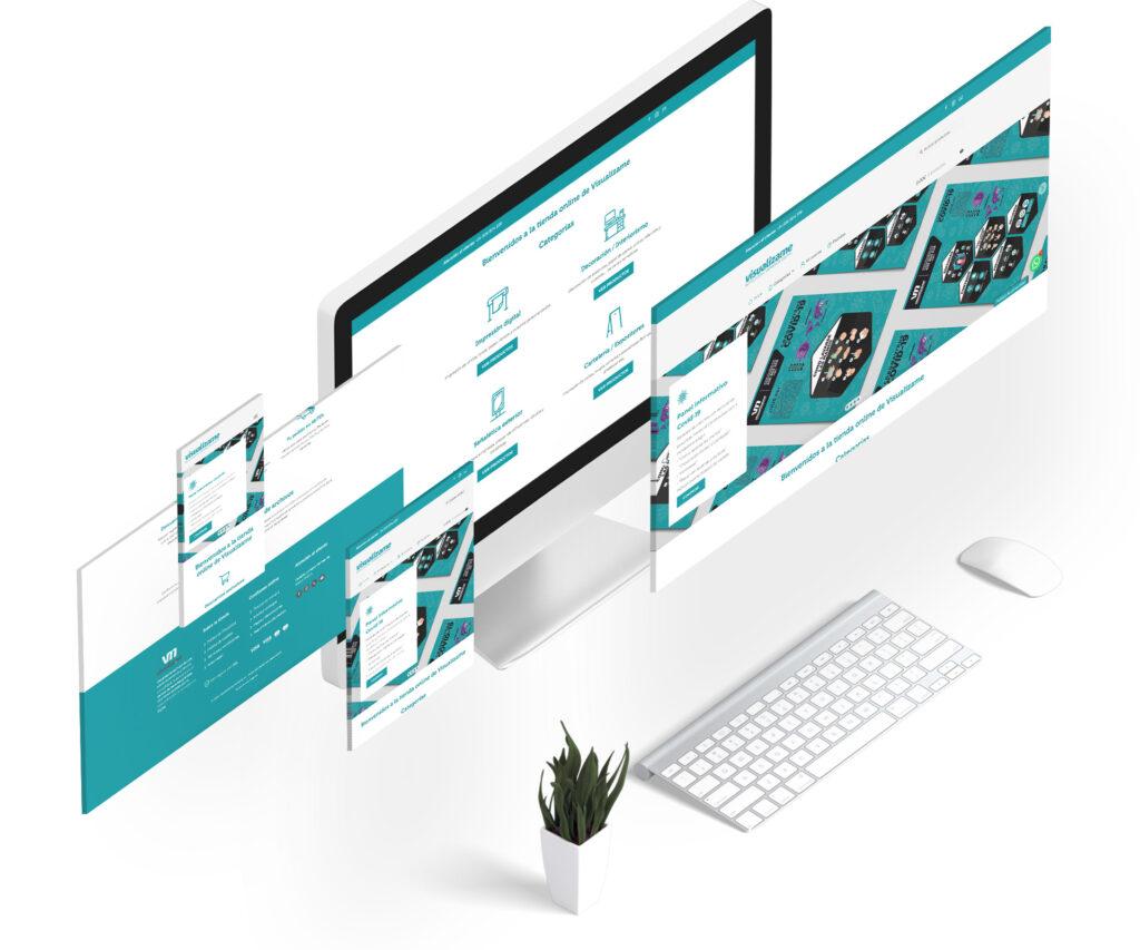 Diseño y desarrollo web Almería